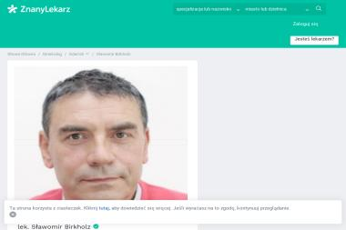 Birkmed Gabinet Ginekologiczny lek. med. Sławomir Birkholz - Ginekolog Gdańsk