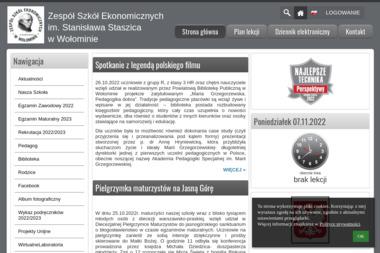 Uczniowski Klub Sportowy Ekonomik - Joga Wołomin