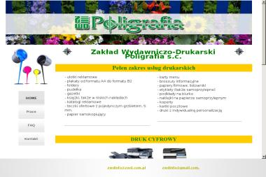 Zakład Wydawniczo-Drukarski Poligrafia - Wizytówki Ostrów Wielkopolski