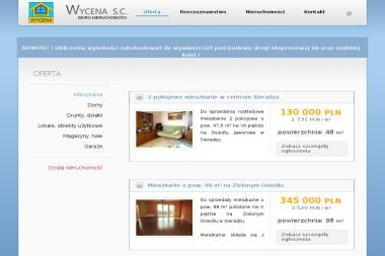 Wycena S.C. Andrzej Desput Beata Fidyka - Agencja nieruchomości Sieradz