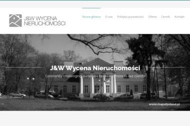 J&W Wycena Nieruchomości Jolanta Ziemkowska, Wojciech Ziemkowski s.c. - Agencja nieruchomości Sochaczew