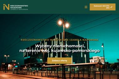 Rzeczoznawstwo Majątkowe Izabela Naporska - Sprzedaż Mieszkań Bydgoszcz