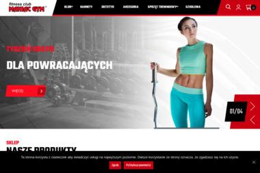 Maniac Gym Wygoda - Trener personalny Białystok