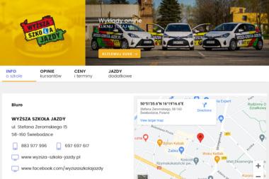 Mielnik Daniel Ośrodek Szkolenia Kierowców Wyższa Szkoła Jazdy - Szkoła Jazdy Jugowa