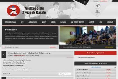Wielkopolski Związek Karate - Joga Poznań