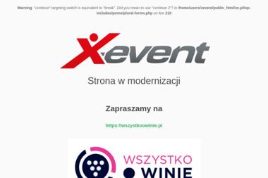 X Event Sp. z o.o. - Szkoła tańca Zbijów Mały
