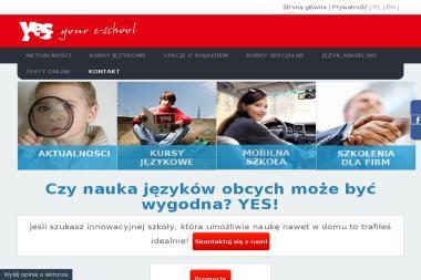 Yes school - Kurs francuskiego Wrocław