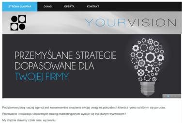 Your Vision Agencja Reklamowa - Usługi Poligraficzne Stalowa Wola