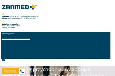 Centrum Medyczne Zanmed - Psycholog Halinów