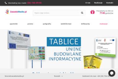 ZasadaMedia - Łukasz Zasada - Firma Reklamowa Kartuzy