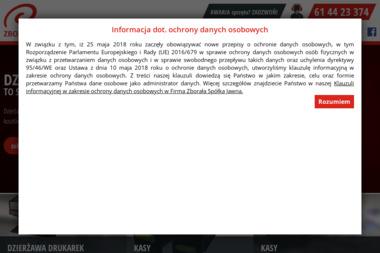 ZBORAŁA - Usługi Poligraficzne Nowy Tomyśl