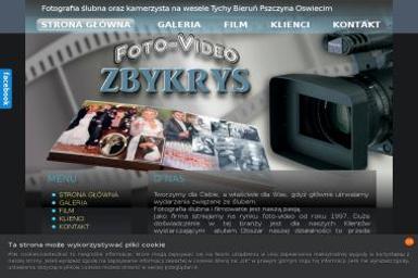Fotograf ślubny Videofilmowanie Zbykrys - Fotografowanie Bieruń