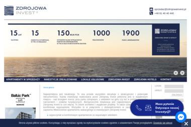 Zdrojowa Invest Sp. z o.o. - Agencja nieruchomości Kołobrzeg