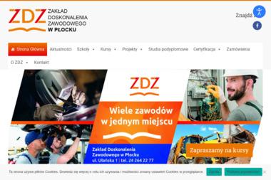 Zakład Doskonalenia Zawodowego w Płocku ZDZ Płock - Spawacz Płock
