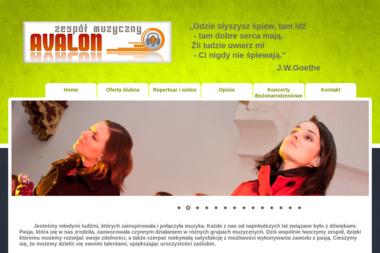 Zespół Muzyczny Avalon - Zespół muzyczny Gaworzyce