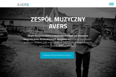Zespół Muzyczny Avers - Zespół muzyczny Wrocław