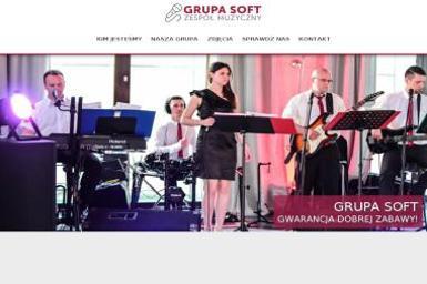 Soft Zespół Muzyczny. Zespół weselny, obsługa imprez - Zespół muzyczny Koszęcin