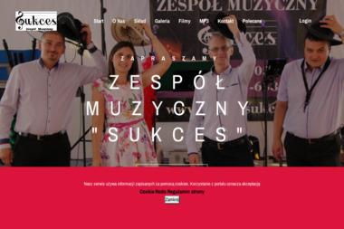 Zespół muzyczny Sukces - Zespół muzyczny Wyrazów