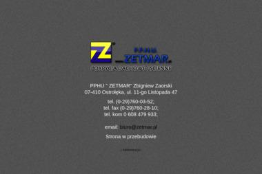 PPHU Zetmar Zbigniew Zaorski - Skład budowlany Ostrołęka