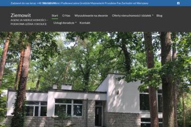 Agencja Nieruchomości Ziemowit Piwońska Jadwiga - Domy Podkowa Leśna
