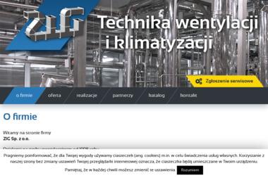 ZIG Sp z o.o. - Klimatyzacja Olsztyn