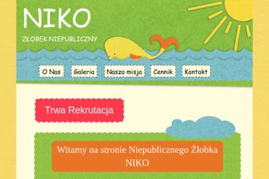 Katarzyna Włodarska Niko Niepubliczny Żłobek - Pomoc domowa Świdnik