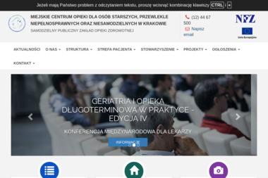 Zakład Opiekuńczo-Leczniczy - Psychoterapia Kraków