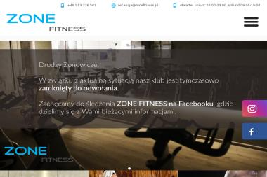 Zone Fitness. Siłownia, sauna, fitness, sztuki walki - Trener biegania Warszawa