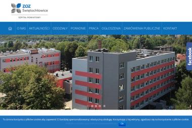 Szpital Nr 1 im dr. n. med. A. Wojcieszyna - Rehabilitant Świętochłowice