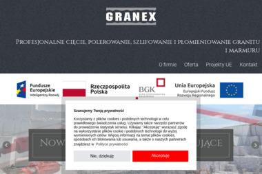 Zph Granex Krzysztof Goch - Schody kamienne Nowa Wieś