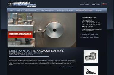 Zakład Produkcji Wyrobów Metalowych - Obróbka Metali Piątkowisko
