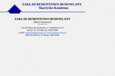 Zakład Remontowo Budowlany Zbroja Jacek - Kopanie Stawów Skarżysko-Kamienna