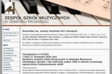 Zespół Szkół Muzycznych w Gdańsku - Zespół muzyczny Gdańsk