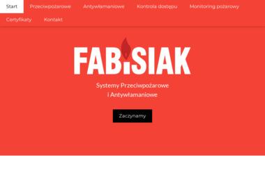 Fabisiak i S-ka Danuta Fabisiak - Agencja Ochrony Toruń