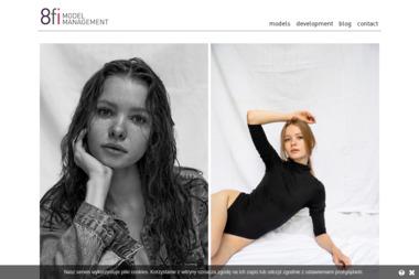 8fi Models - Agencja Fotomodelek Kraków