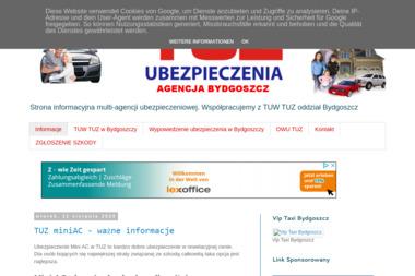Multiagencja CTU - Ubezpieczenia OC Bydgoszcz