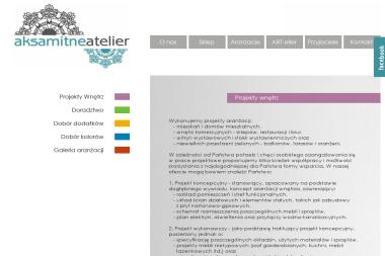 Aksamitne Atelier. Studio Aranżacji i Wyposażenia Wnętrz - Projektowanie wnętrz Toruń