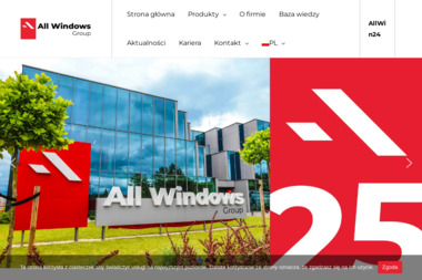Alsecco sp.j. - Okna aluminiowe Zabrze