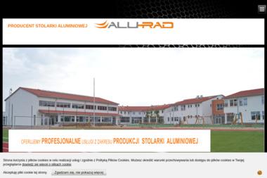 Alu-Rad s.c. Drzwi aluminiowe, okna aluminiowe - Stolarka PCV Radom