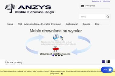 Zakład Stolarski Anzys - Meble na wymiar Zembrzyce