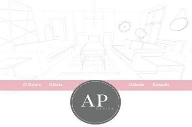 Apdesigne. Projektowanie wnętrz, architektura wnętrz - Architekt wnętrz Zimin