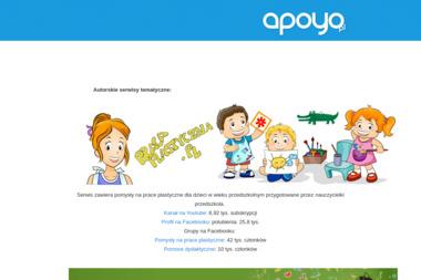 Apoyo.pl. Pozycjonowanie stron, domeny, reklama internetowa - Linki sponsorowane, banery Kraków