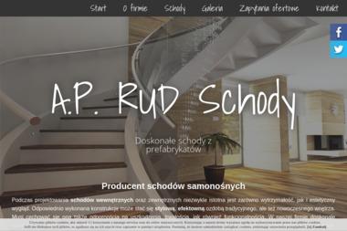 A.P.Rud S.C. schody - Schody Zewnętrzne Stalowe Sulejówek
