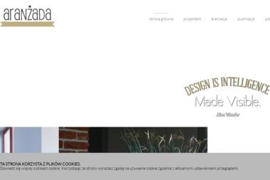 Aranżada Studio Agata Woźniak - Usługi Projektowania Wnętrz Masłomiąca
