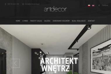 Artdecor Architekt Wnętrz - Szycie Firan i Zasłon Jelenia Góra