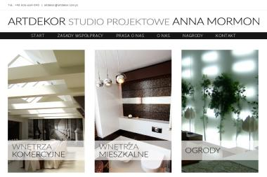 Artdekor-studio projektowe - Projektowanie wnętrz Mińsk Mazowiecki