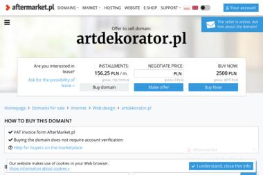 Art Dekorator Pracownia Aranżacji Wnętrz Agata Matłoka - Architekt wnętrz Zakrzewo