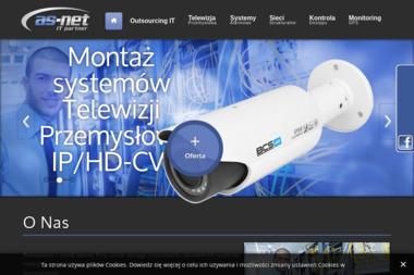 AS-NET. Systemy IT, oprogramowanie - Szkolenia Jarosław