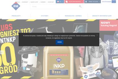 Grupa Atlas - Materiały Budowlane Łódź