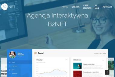 Strony Internetowe-B2Internet - Linki sponsorowane, banery Poznań